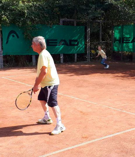 Теннисные корты в Каменске-Шахтинском, видео